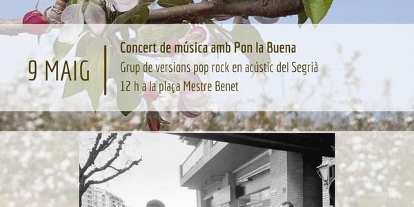 Concert de música Pon la Buena