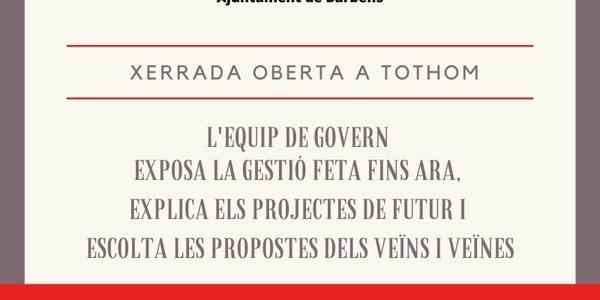 XERRADA PROJECTES DE FUTUR