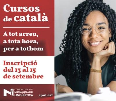 Cursos de català 2021-22