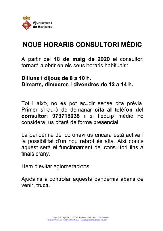 HORARIS CONSULTORI MÈDIC.jpg
