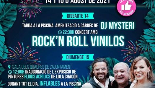 Festa Major d'agost 2021