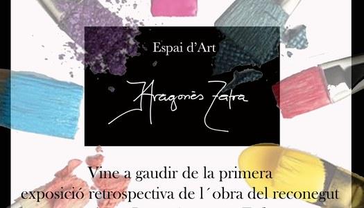 Inauguració Espai d'Art Josep Aragonès