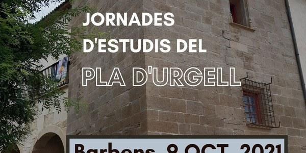 XII Jornades d'Estudis del Pla d'Urgell a Barbens