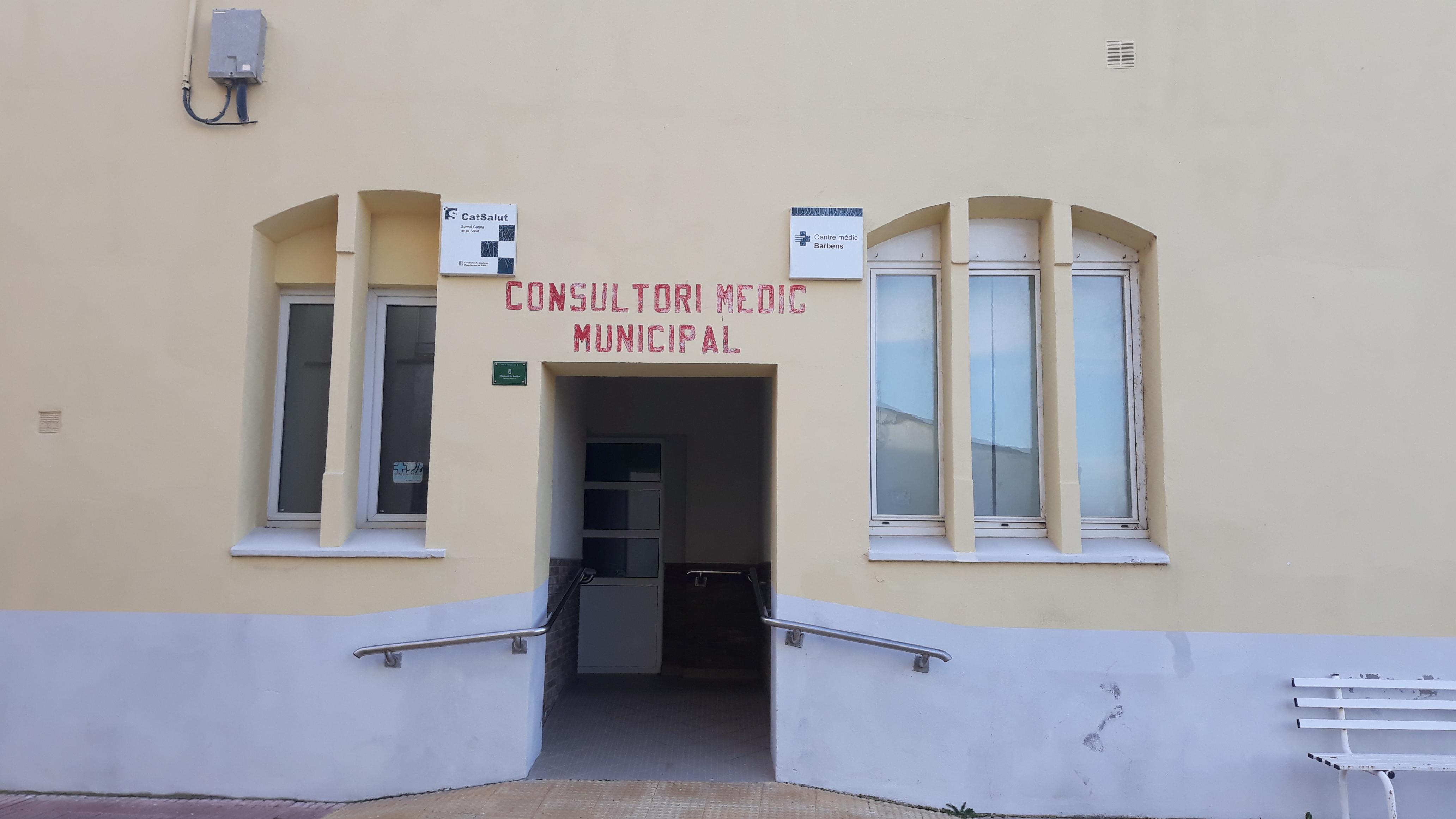Consultori mèdic